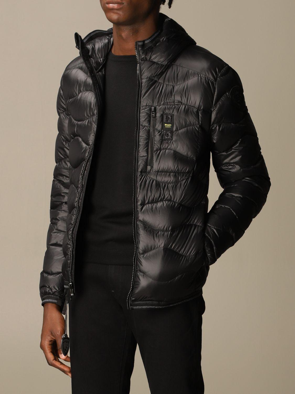 Куртка Blauer: Куртка Мужское Blauer черный 3