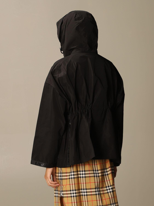 Jacket Burberry: Jacket women Burberry black 3