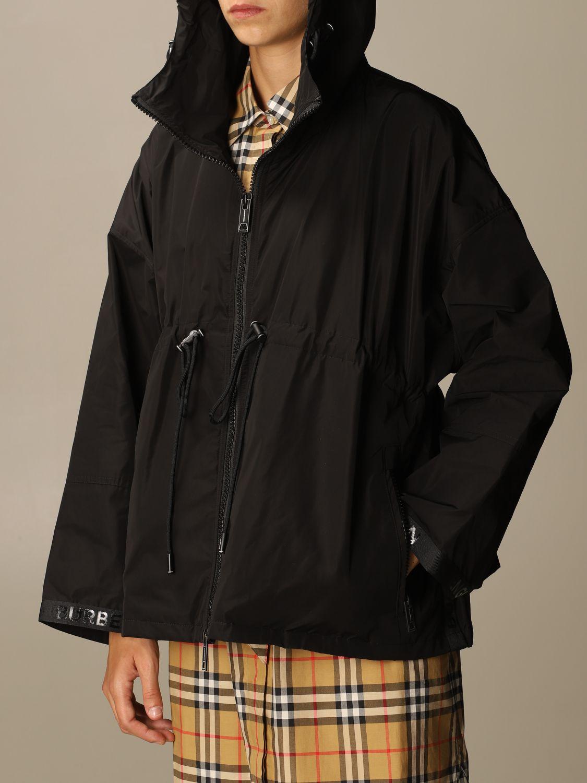 Jacket Burberry: Jacket women Burberry black 5