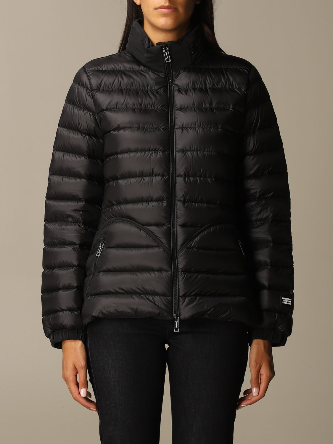 Jacket Burberry: Jacket women Burberry black 1