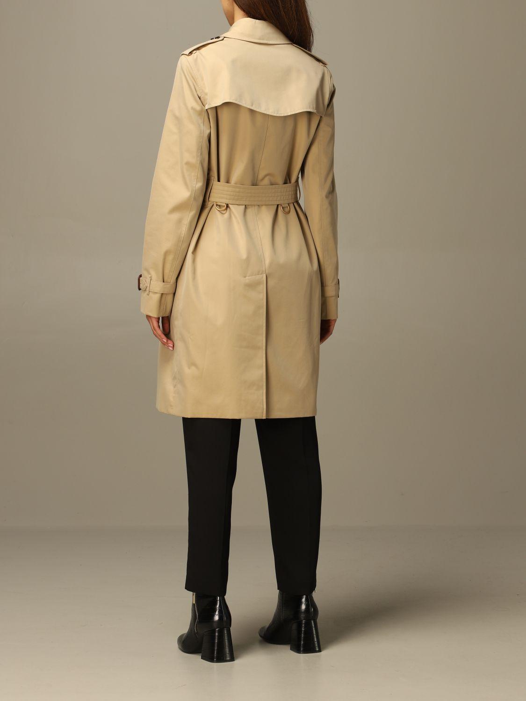 Coat Burberry: Coat women Burberry yellow 3
