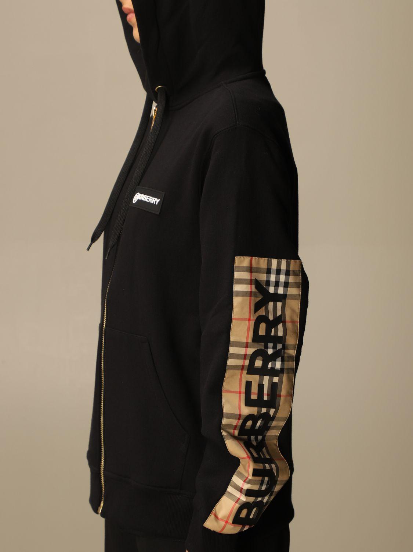 Sweatshirt Burberry: Sweatshirt women Burberry black 4
