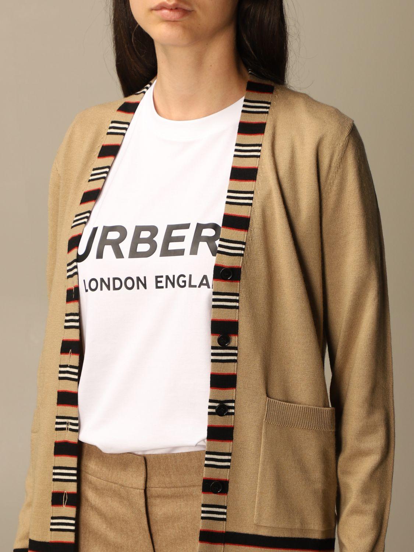 Jumper Burberry: Jumper women Burberry brown 4