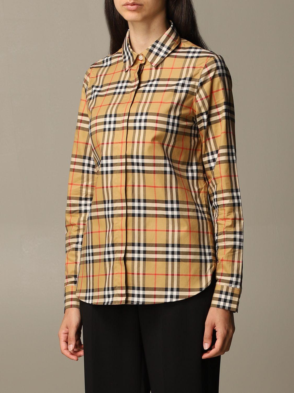 Shirt Burberry: Shirt women Burberry yellow 3