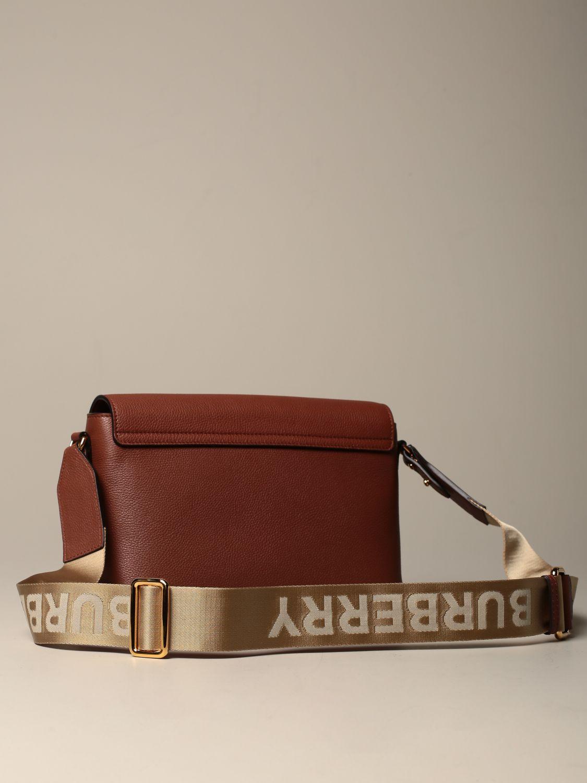 Crossbody bags Burberry: Shoulder bag women Burberry brown 2