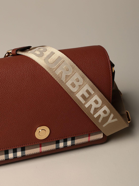 Crossbody bags Burberry: Shoulder bag women Burberry brown 3