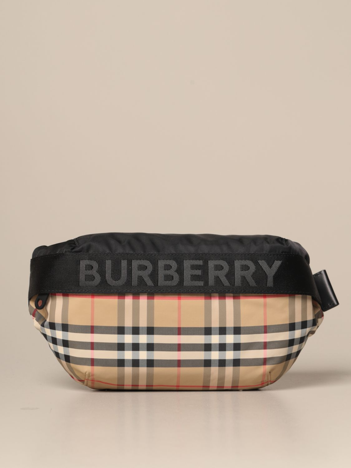 Belt bag Burberry: Shoulder bag women Burberry beige 1