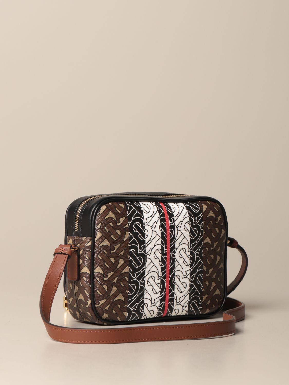 Mini bag Burberry: Shoulder bag women Burberry brown 3