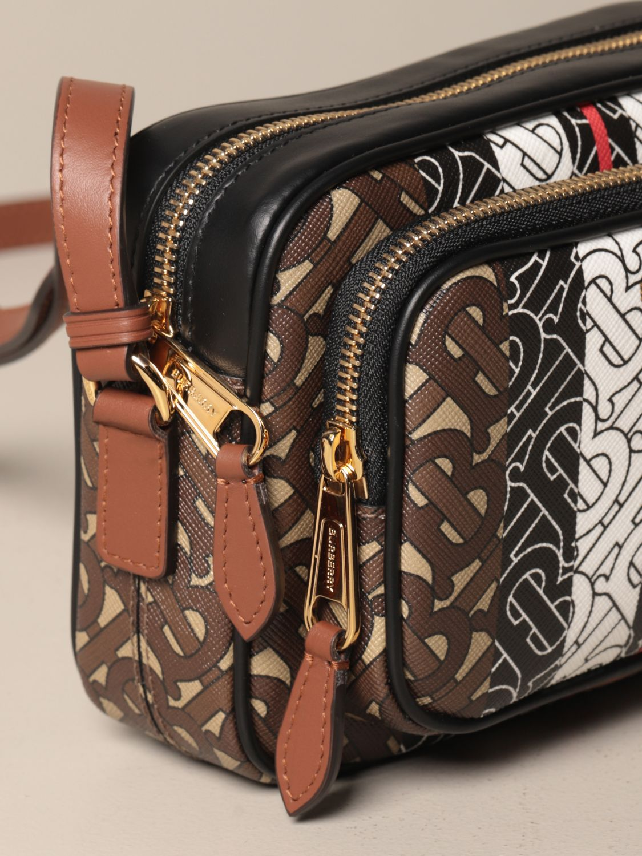 Mini bag Burberry: Shoulder bag women Burberry brown 4