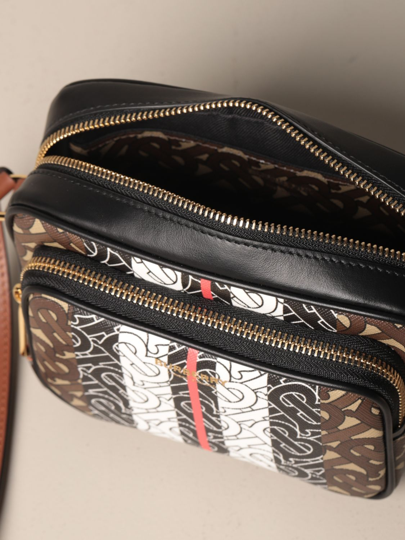Mini bag Burberry: Shoulder bag women Burberry brown 5