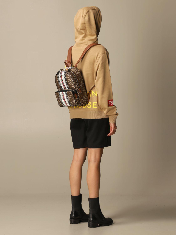 Backpack Burberry: Shoulder bag women Burberry brown 2