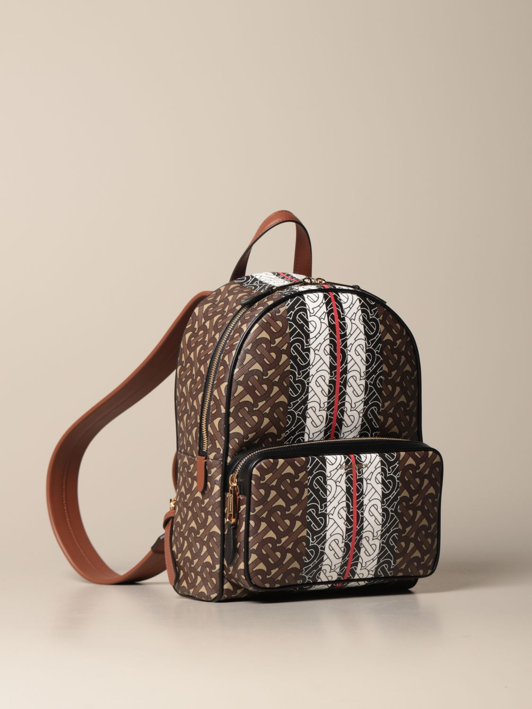 Backpack Burberry: Shoulder bag women Burberry brown 4
