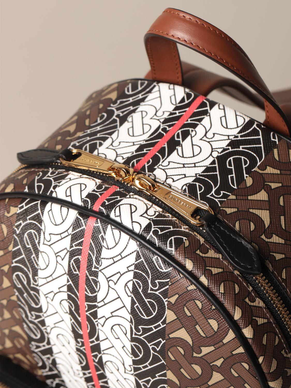 Backpack Burberry: Shoulder bag women Burberry brown 5