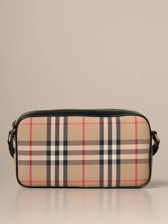 Crossbody bags Burberry: Shoulder bag women Burberry beige 1