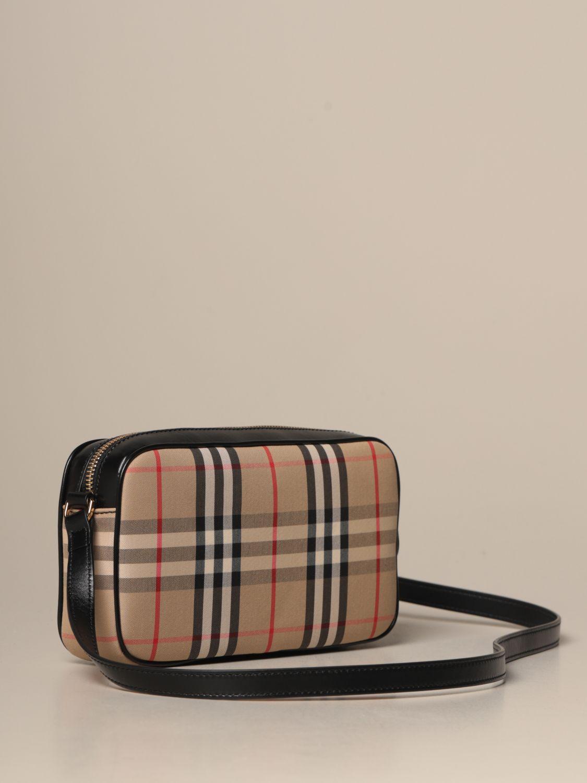 Crossbody bags Burberry: Shoulder bag women Burberry beige 3