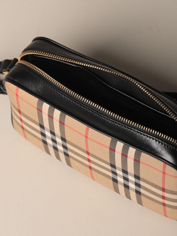 Crossbody bags Burberry: Shoulder bag women Burberry beige 5