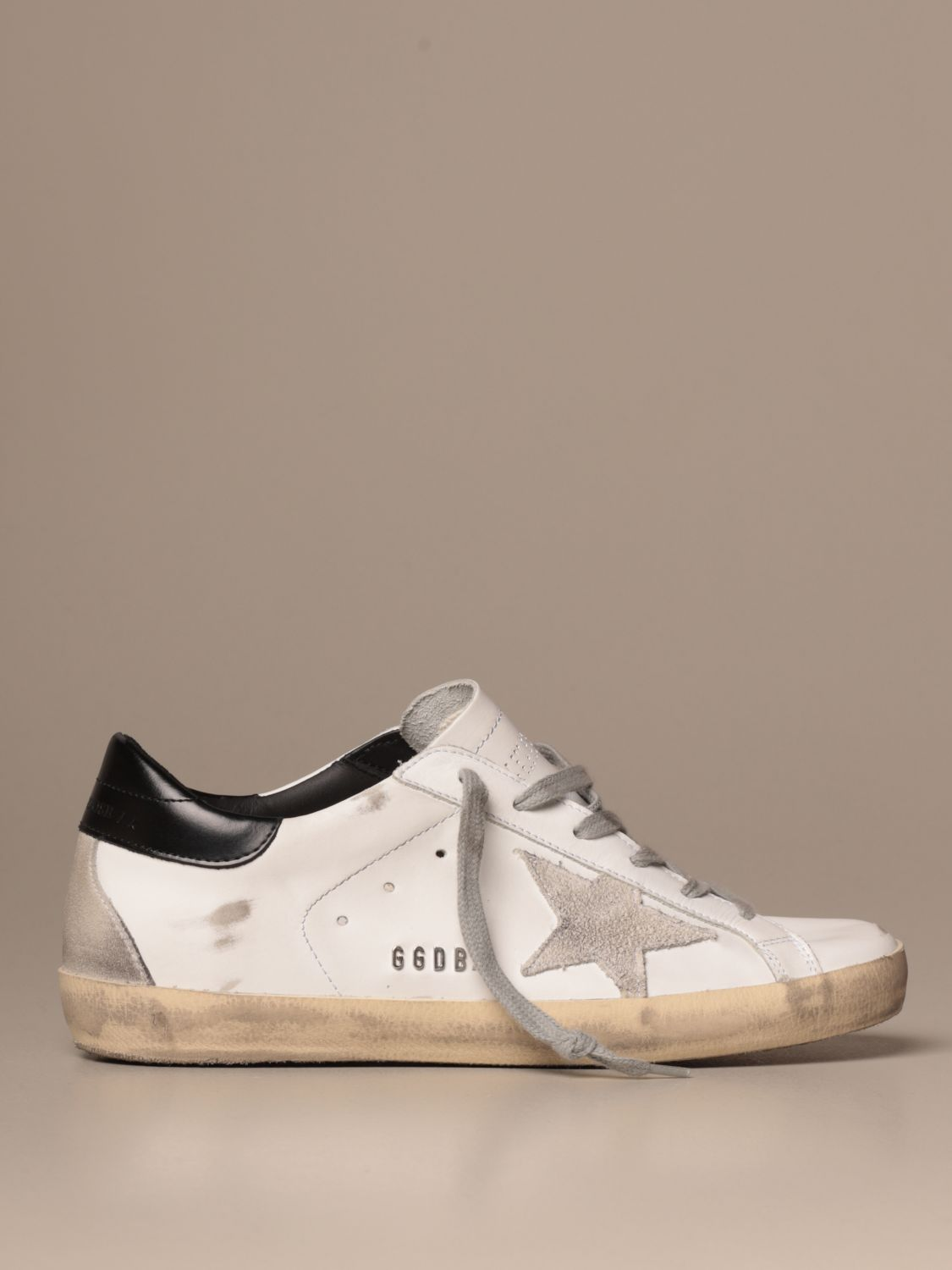 Sneakers Golden Goose: Superstar classic Golden Goose sneakers in leather white 1