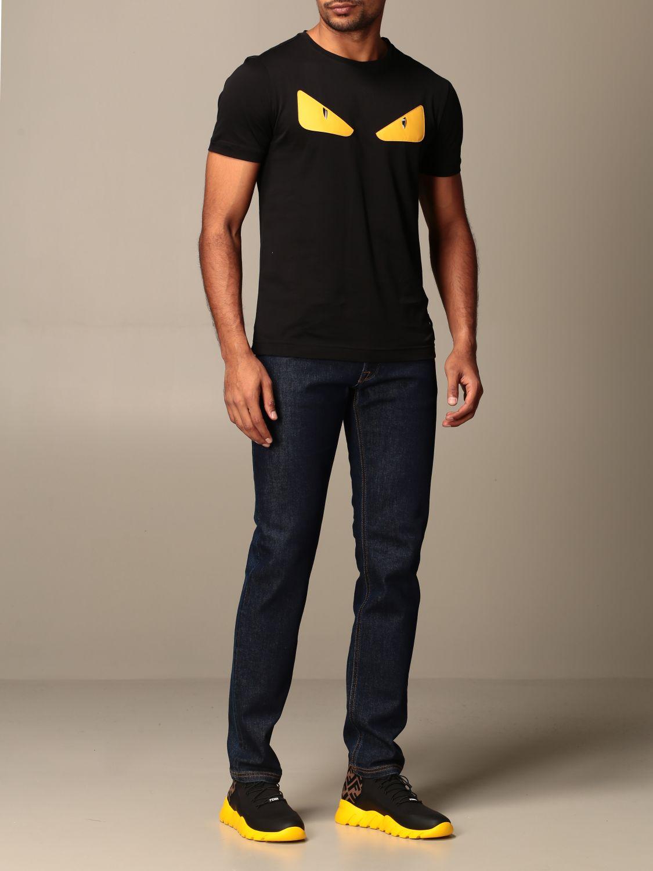 牛仔裤 Fendi: 牛仔裤 男士 Fendi 蓝色 2