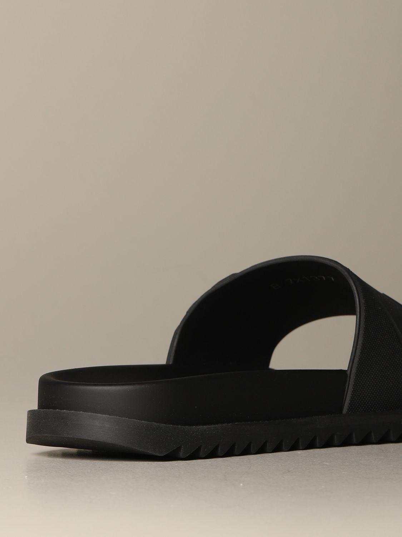 Sandalias Fendi: Zapatos hombre Fendi negro 3