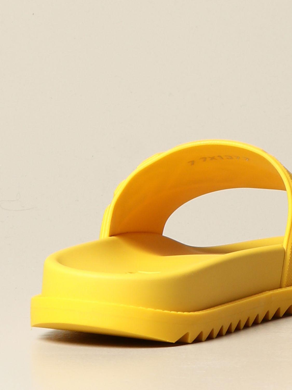 Sandalias Fendi: Zapatos hombre Fendi amarillo 3
