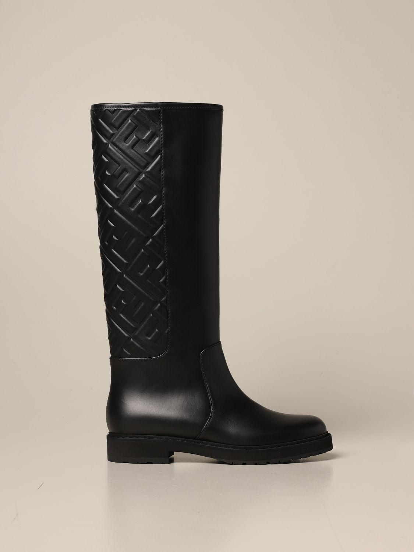 Boots Fendi 8U8036 AC7Y Giglio EN