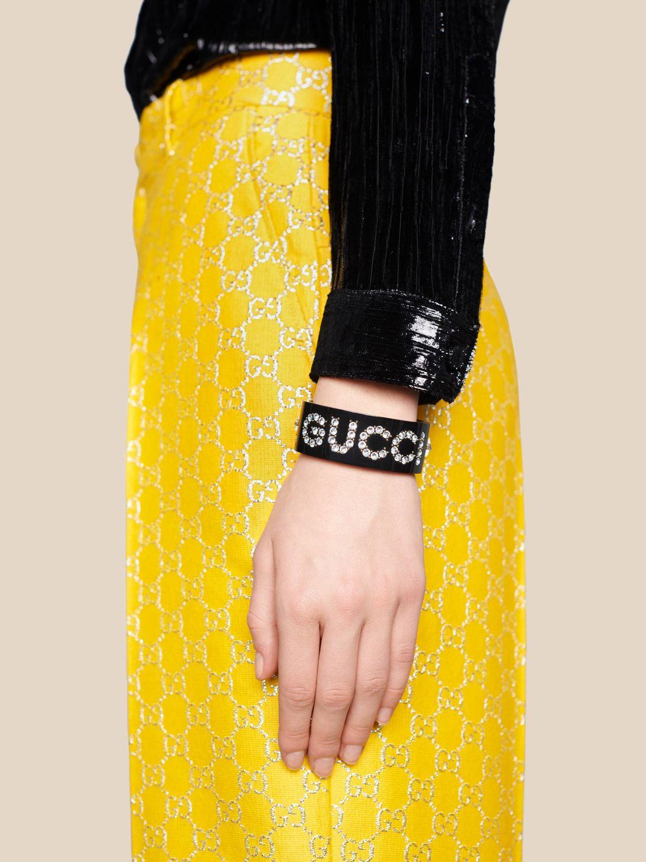 Ювелирное изделие Gucci: Украшение Женское Gucci черный 2