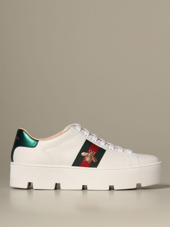 Sneakers Gucci 577573 DOPE0 Giglio