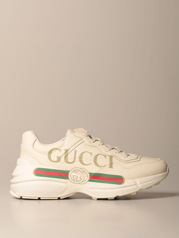 Sneakers Gucci 528892 DRW00 Giglio EN