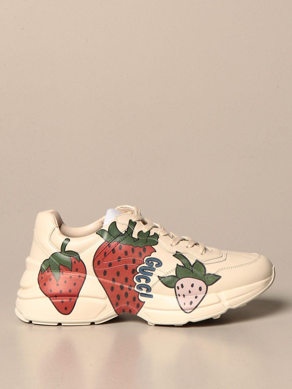 Sneakers Gucci 576963 DRW00 Giglio EN