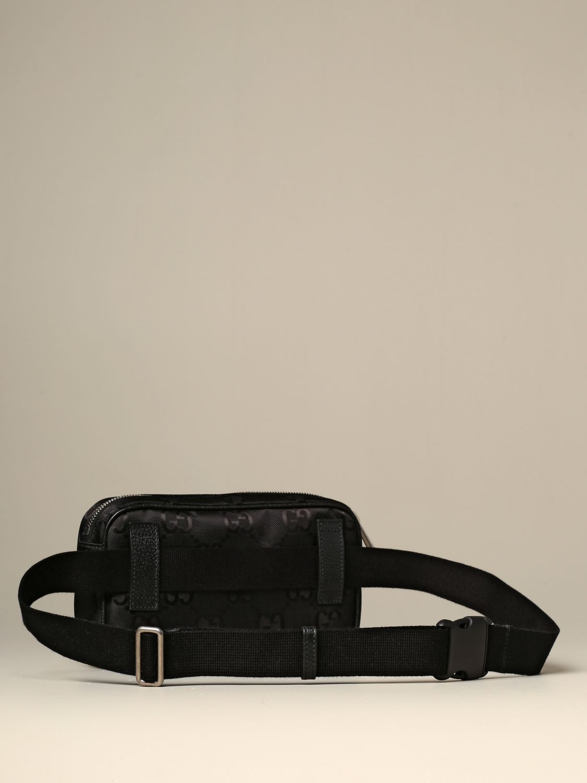 Belt bag Gucci: Gucci Off the Grid nylon belt bag black 2