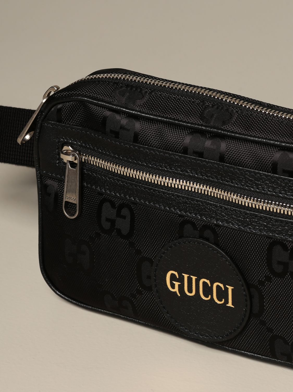 Belt bag Gucci: Gucci Off the Grid nylon belt bag black 3