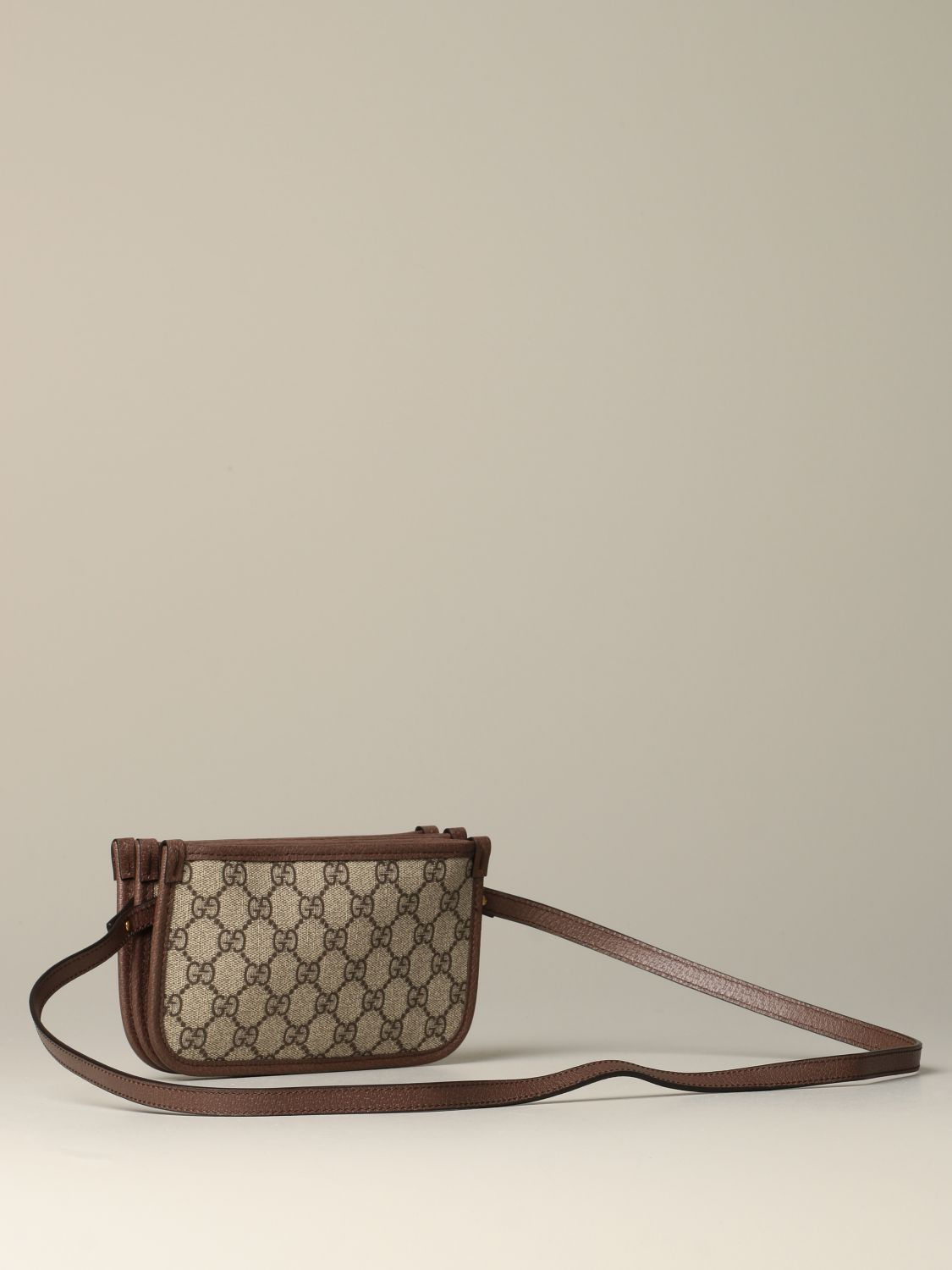 Belt bag Gucci: Ophidia Gucci GG Supreme shoulder bag beige 2