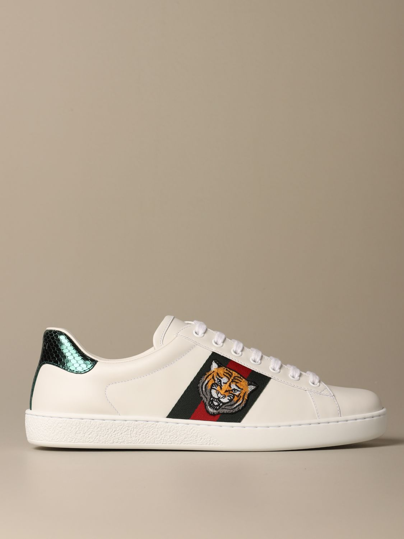 Sneakers Gucci 457132 02JP0 Giglio EN