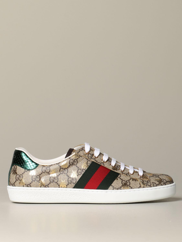 Gucci Ace sneakers in GG Supreme