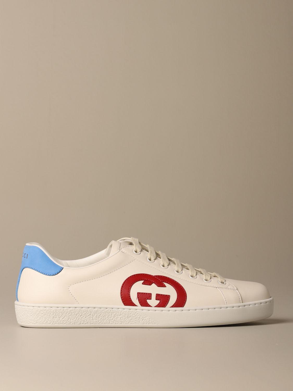Sneakers Gucci 625783 1XG70 Giglio EN
