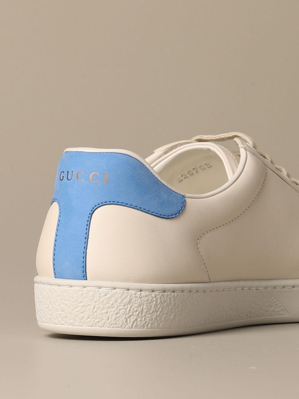 Trainers Gucci: Shoes men Gucci white 4