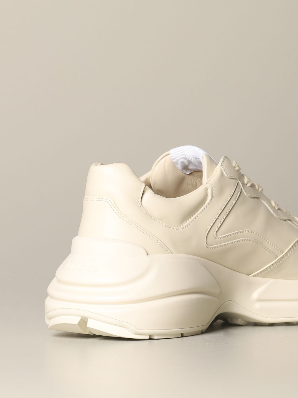 Trainers Gucci: Shoes men Gucci white 3