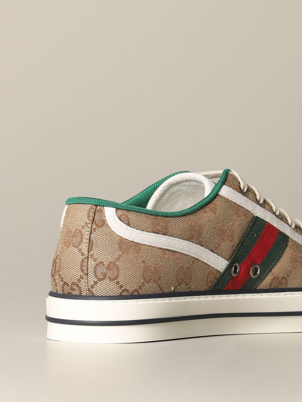 Trainers Gucci: Shoes men Gucci beige 3
