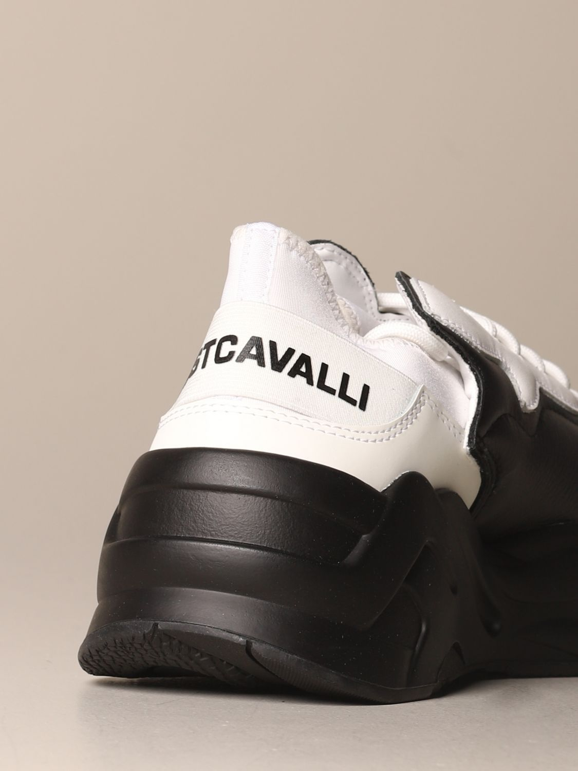 Trainers Just Cavalli: Shoes men Just Cavalli black 3