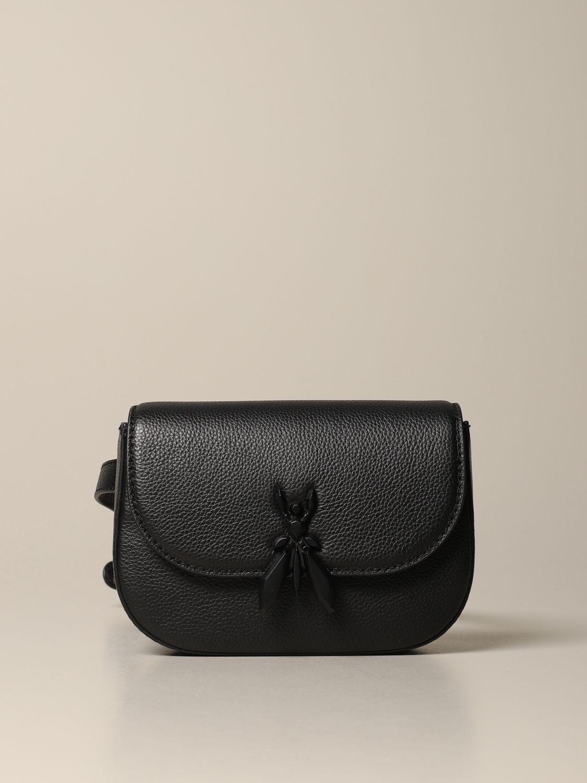 Belt bag Patrizia Pepe: Shoulder bag women Patrizia Pepe black 1