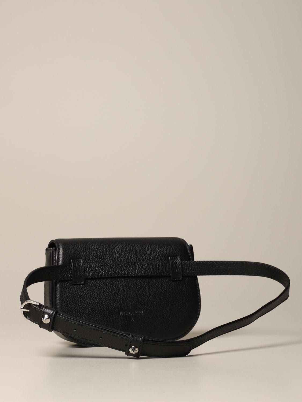 Belt bag Patrizia Pepe: Shoulder bag women Patrizia Pepe black 2