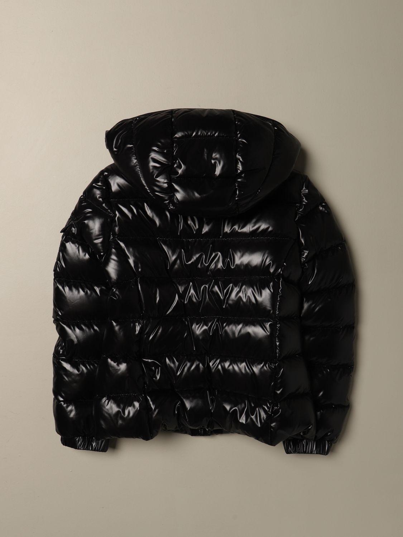外套 Moncler: 外套 儿童 Moncler 黑色 2