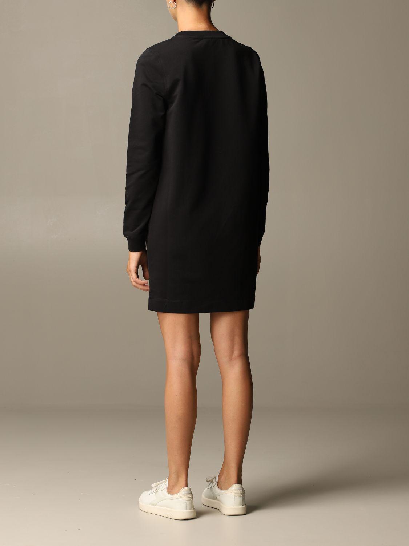 Dress Love Moschino: Dress women Love Moschino black 2