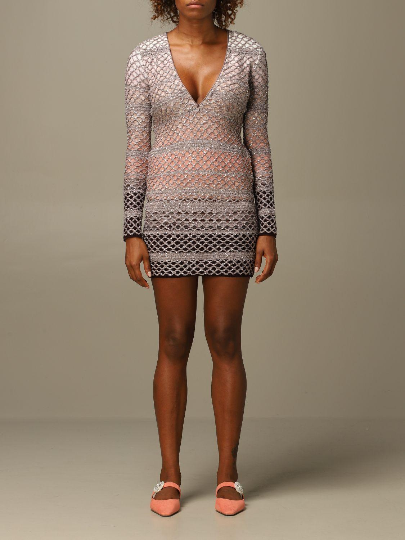 Robes Missoni: Robes femme Missoni rose 1