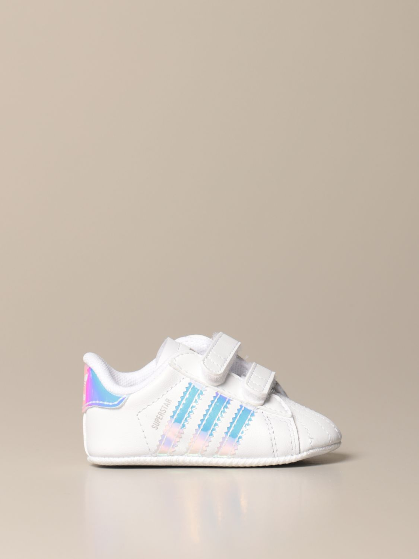 鞋履 Adidas Originals: 鞋履 儿童 Adidas Originals 白色 1