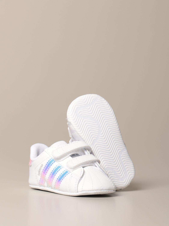 鞋履 Adidas Originals: 鞋履 儿童 Adidas Originals 白色 2