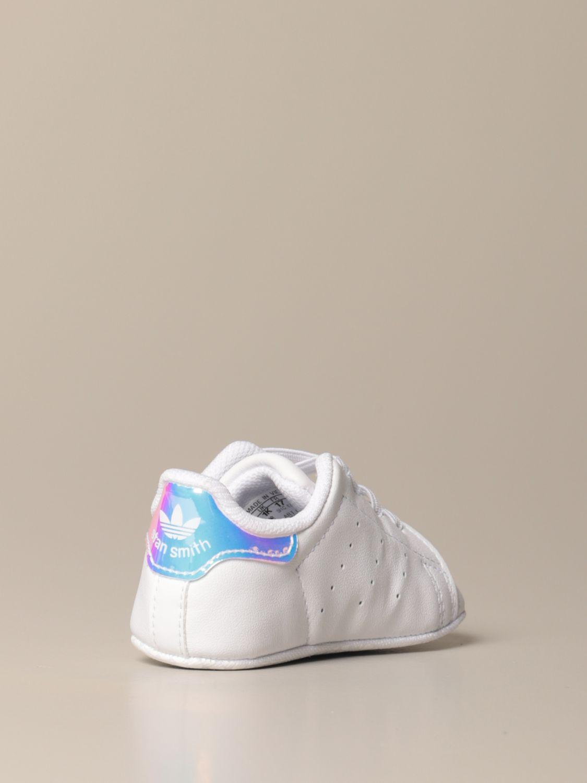 鞋履 Adidas Originals: 鞋履 儿童 Adidas Originals 白色 3
