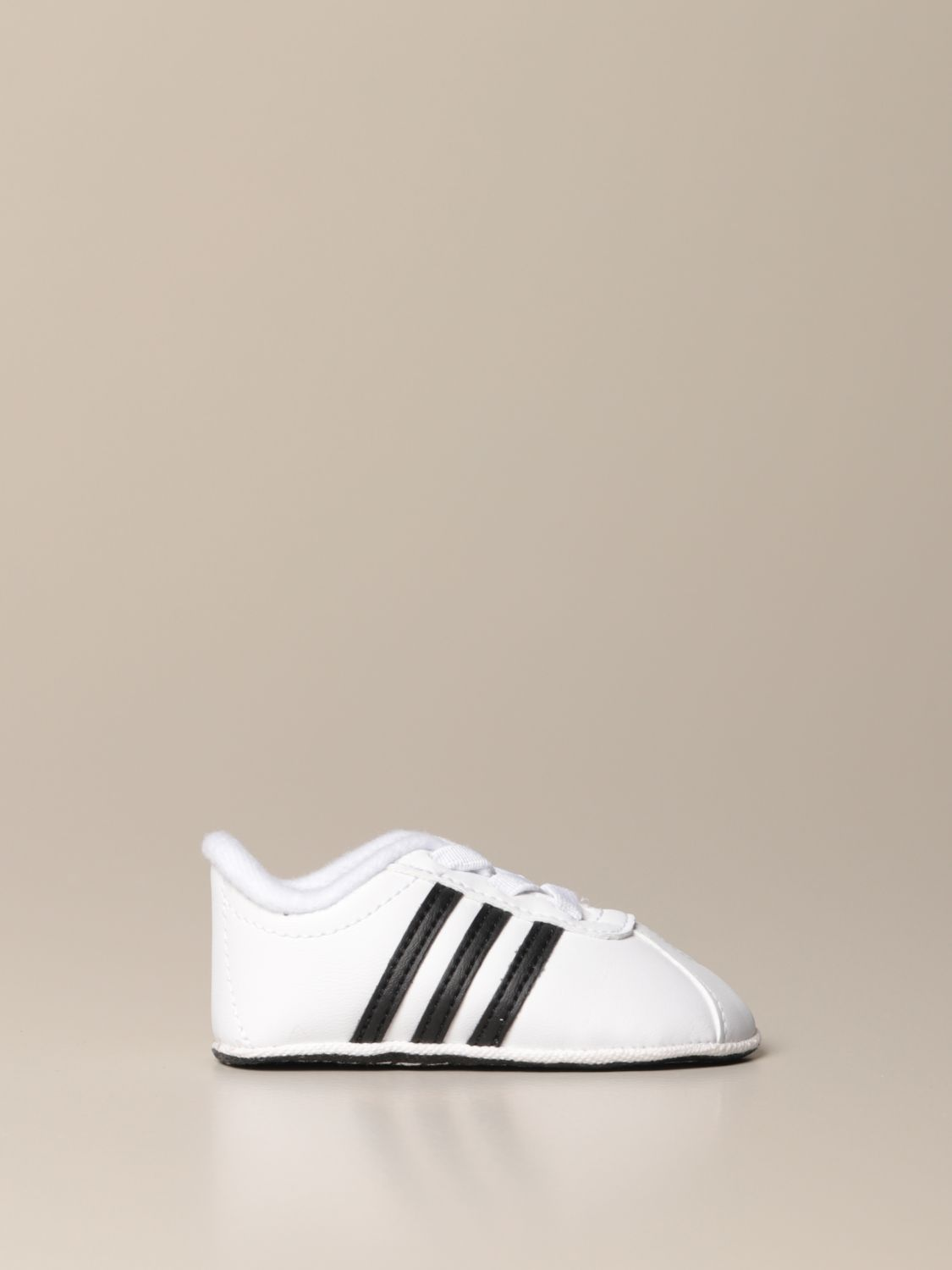 Ojalá En detalle explosión  VL Court 2.0 Adidas Originals sneakers in synthetic leather | Shoes Adidas  Originals Kids White | Shoes Adidas Originals F36605 Giglio EN