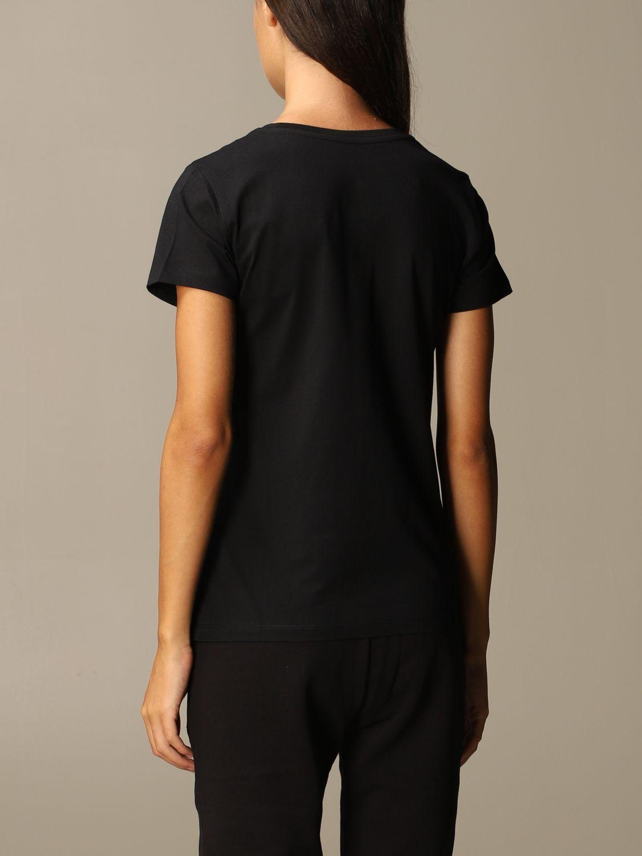 T-Shirt Armani Exchange: T-shirt women Armani Exchange black 2