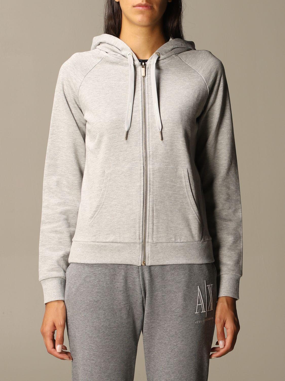 Sweatshirt Armani Exchange: Sweatshirt women Armani Exchange grey 1